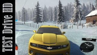 Chevrolet Camaro SS - 2010 - The Crew - Test Drive Gameplay (PC HD) [1080p]