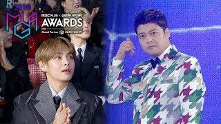 [2018 MGA] '특별한 후보 공개' 전현무, 워너원-방탄소년단 안무 완벽 소화