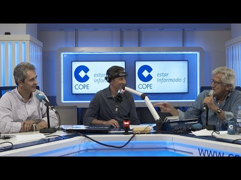 Los 5 últimos minutos de la historia de la radio con Paco, Pepe y Lama