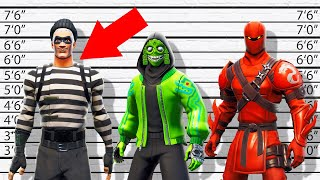 WHICH Person Is The MURDERER! (Fortnite Murder Mystery)