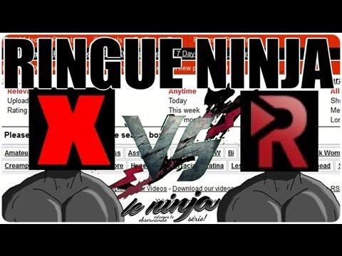 XVideos x Redtube - Ringue Ninja