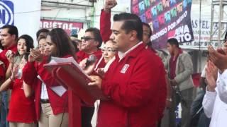 JUAN SANCHEZ CIERRA CAMPAÑA EN AMECAMECA