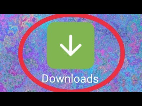 What Is Download Manager In Android || How Dose Work This App And Use Application