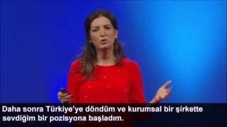 Özlem Denizmen TEDx Atina'da konuştu...