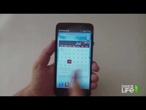 ZTE Grand Memo Hands-On (Greek)