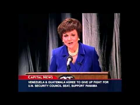 Bob Riley vs Lucy Baxley - 2006 Alabama Gubernatorial Debate