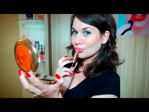 Relaxing Makeup Role Play Beauty Shop ASMR