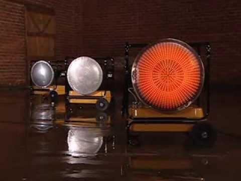 Val 6 Infrared Heater