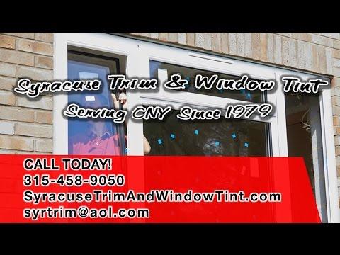 Syracuse Trim & Window Tint | Syracuse NY Glass Tinting