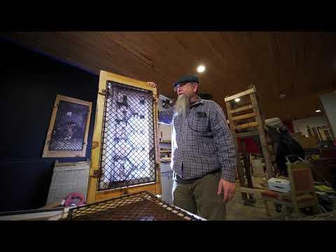 DIY frame ideas using reclaimed wood in Detroit 9 of 9