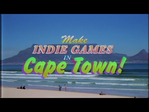 Make Indie Games In Cape Town Infomercial