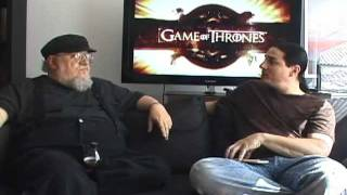George R.R. Martin Talks with Peter Orullian - Part 1 of 2