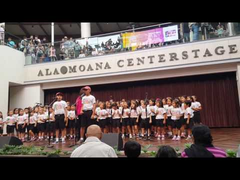 Hawaii Youth Chorus Pokemon