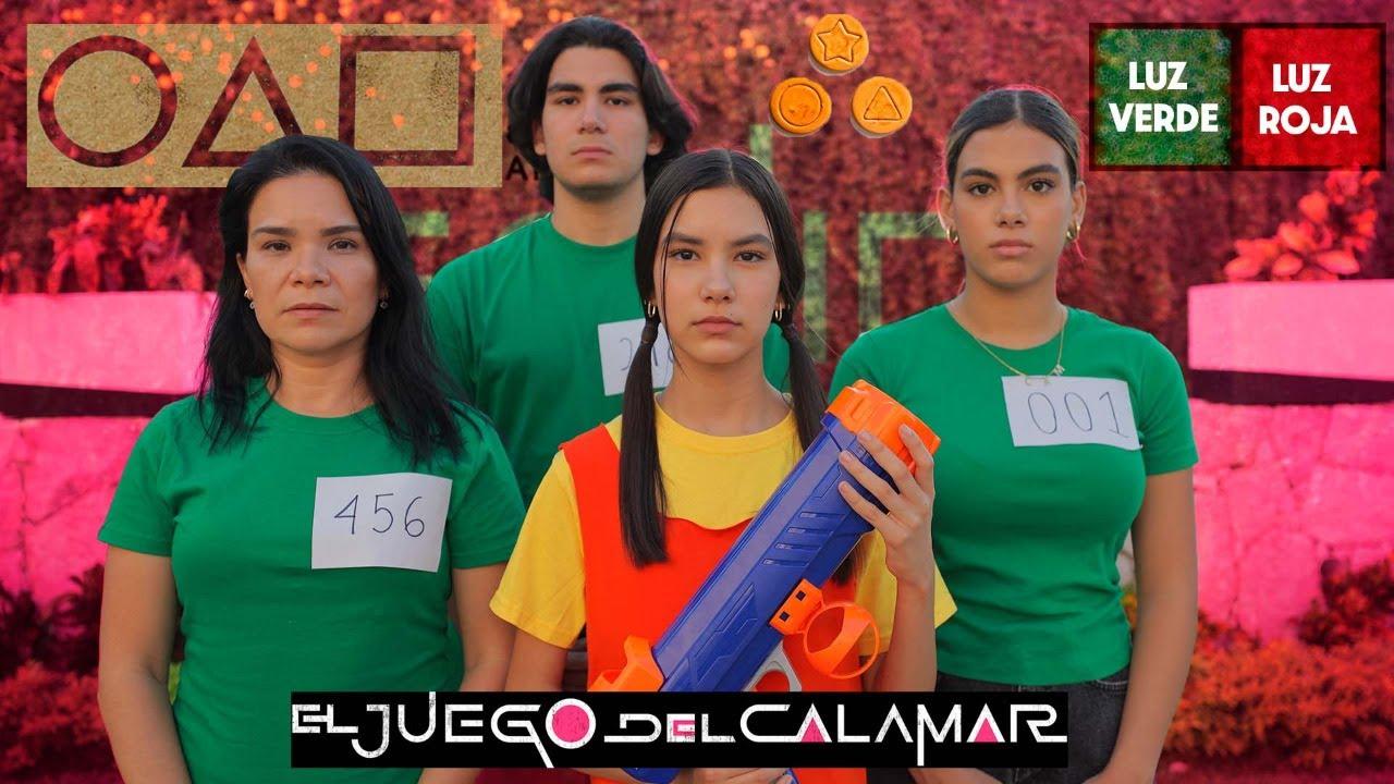 Download EL JUEGO DEL CALAMAR EN LA VIDA REAL  | TV Ana Emilia