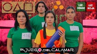 EL JUEGO DEL CALAMAR EN LA VIDA REAL  | TV Ana Emilia