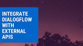 Introduction to DialogFlow - YouTube
