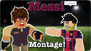 Roblox Tps Soccer# Messi | Best dribble's & Skills|