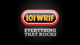 """101.1 WRIF Dave And Chuck """"Andy Mocking Ken"""" Part 1"""