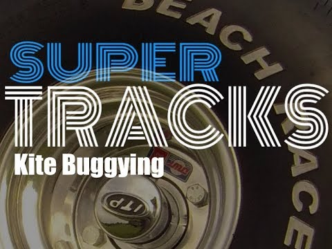 Super Tracks - Kite Buggying with the GoPro Fusion 360 camera
