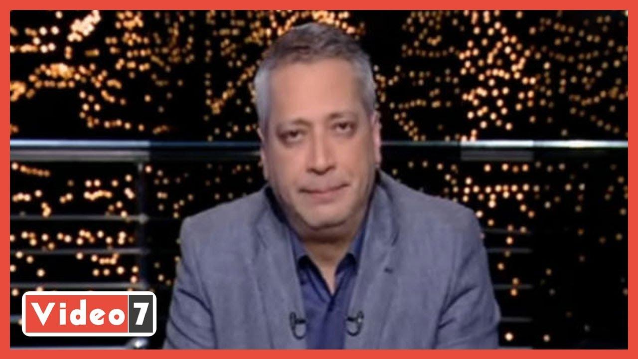 إلغاء تصريح تامر أمين لمزاولة مهنة الإعلام   نقابة الإعلاميين خالف ميثاق الشرف وآداب المهنة  - 23:58-2021 / 2 / 20