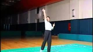 李玲蔚羽毛球1輕松入門篇 5正手高球