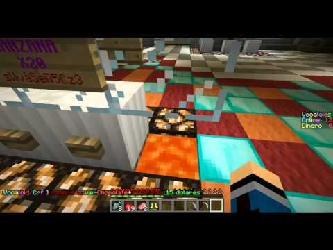 Server Minecraft 1.5.2- Vocaloid Craft