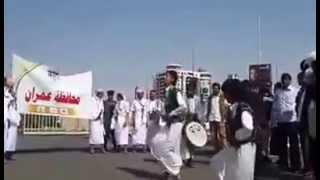 رقص  يمني مطور ضمن مهرجان صيف صنعاء