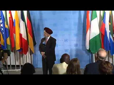 SC President H.E. Mr. Hardeep Singh Puri (India) on Acts of