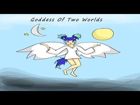 The Goddess of the Sun and Moon and Queen of Two Worlds| Gachaverse