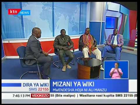 Juhudi za kuwasaidia watu mitaani: Mizani...