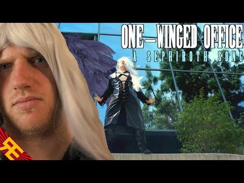 One Winged Office: A Sephiroth Song (Final Fantasy Game Parody)