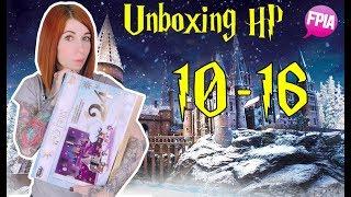 UNBOXING Calendario dell'avvento HP Funko | 10-16 dicembre