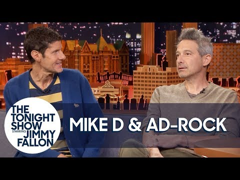 Beastie Boys Mike D and Ad-Rock Explain the Art of a Mixtape
