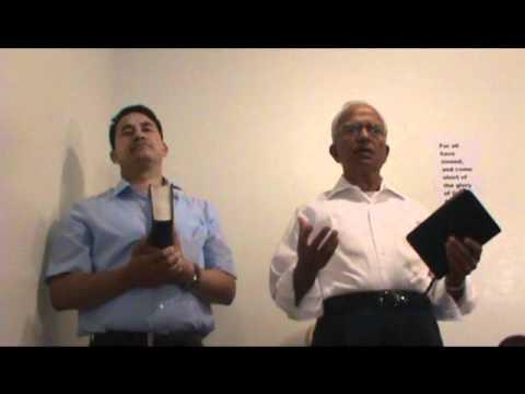 EL SHADDAI.  MESSAGE IN ENGLISH & NEPALI