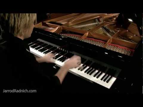 Jarrod Radnich - Virtuosic Piano Solo - Pirates of the Carib