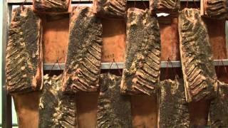 Terroirs de Chefs - La fabrication du jambon cru d'Auvergne avec le chef David Rathgeber