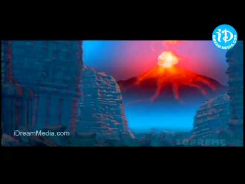 Devi Putrudu Movie - Baby Cherry, Venkatesh Fantasy Scene
