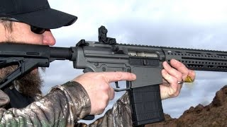 APF .308 Carbine - Shooting This Awesome Beauty