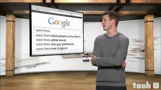 Repeat youtube video Tosh.0: Google Autocomplete: Extended Version