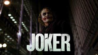 The Dark Knight (JOKER Trailer Style)