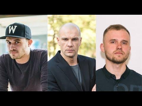 Павел Вишняков, Сергей Карпенко и Дмитрий Сафановский в гостях tochka.net