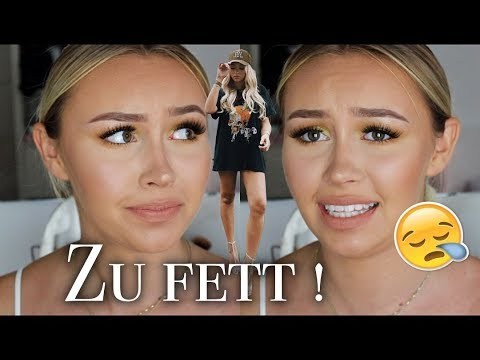 ICH BIN ZU DICK??? Body Confidence & Realtalk | PaulinaMary