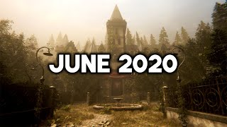 Top 10 New Upcoming Games Of June 2020 | Pc,ps4,xbox One,switch  4k 60fps
