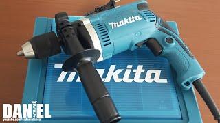 Makita HP1631K Bormasina cu percutie + cadouri Makita