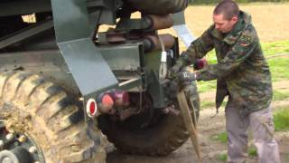 Russian forum meet at Wagtails offroad 4
