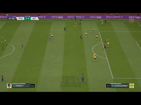 FIFA 20 ATLÉTICO DE ITAGUAÍ X PATRONNES LIGA FFL