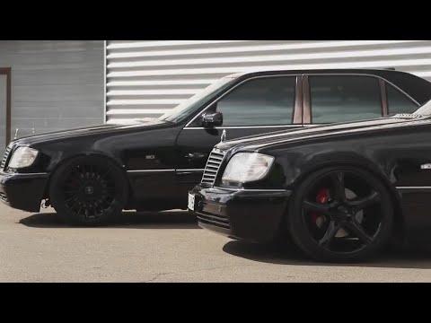 Mercedes-Benz S-Class BRABUS 7.3S V12 W140