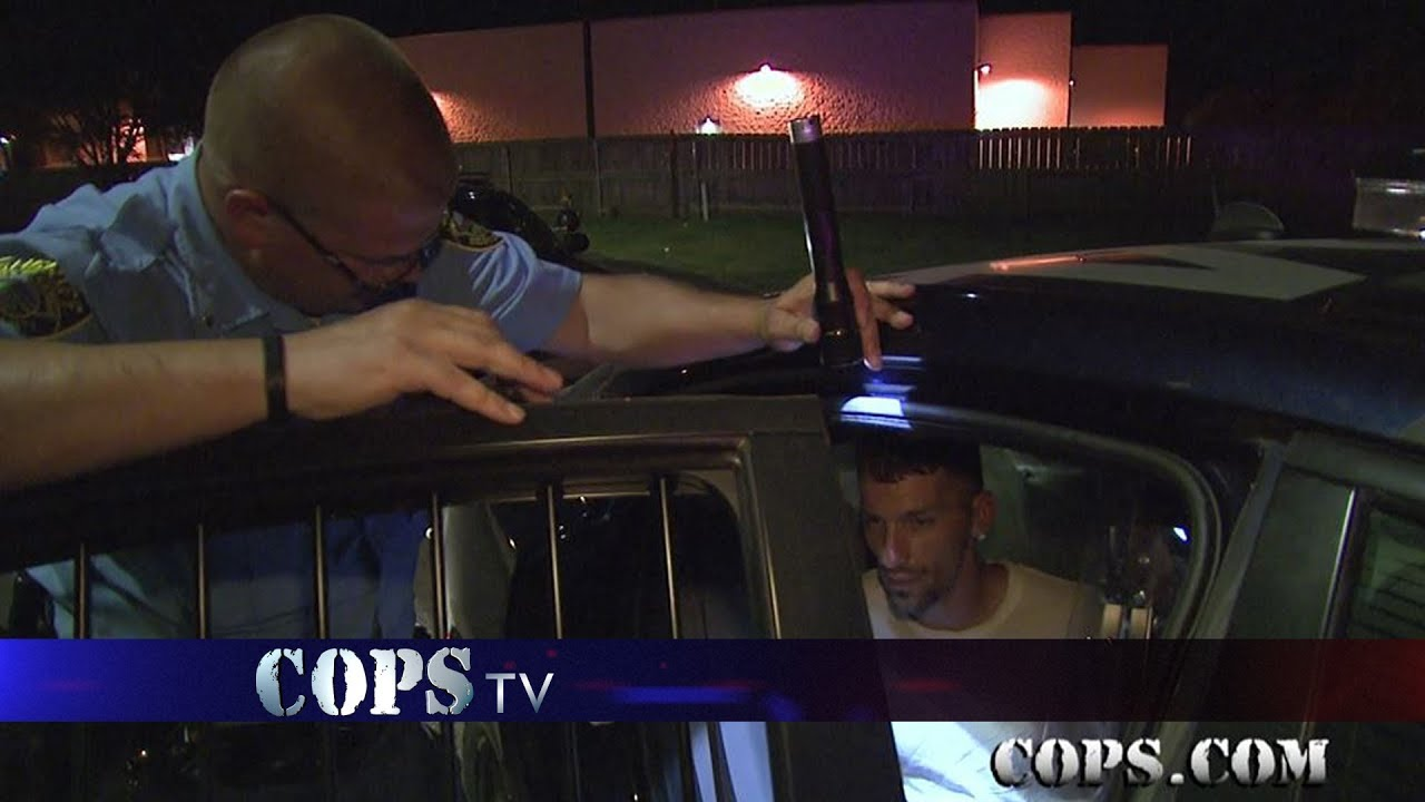 Sleight Of Hand Show 3029 Cops Tv Show