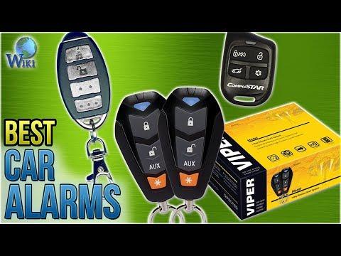 8 Best Car Alarms 2018