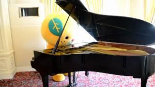 みきゃん、ピアノを弾く♪ thumbnail